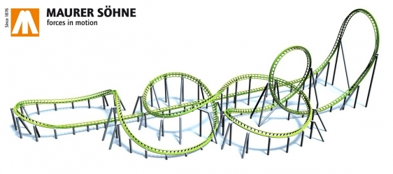A second FlyingLaunch Coaster project is scheduled to open in Ningbo (China) in 2013.