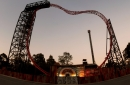 First SkyLoop in Australia, at Dreamworld (BuzzSaw)