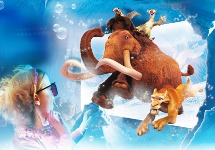 ALTON TOWERS RESORT AND TWENTIETH CENTURY FOX CONSUMER PRODUCTS ANNOUNCE ICE AGE 4-D ATTRACTIONS FOR SPRING 2012