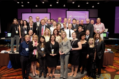 Brass Ring Awards Winners at IAAPA Attractions Expo 2011