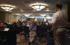 ASTM F24 held its semi-annual meeting February 16-18 with more than 200 safety experts.