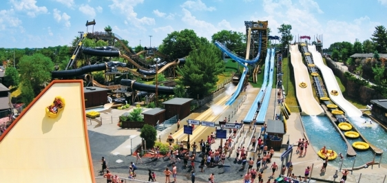 Water Park Design | Arcmax Architects |United States Water Park
