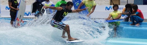 The biggest SurfStream opened in Peru in January 2011