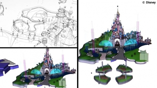 Disney Dreams! will combine fountains, water screens...