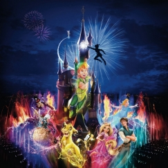 Disney Dreams! will invite visitors to dive into the world of Disney animated features