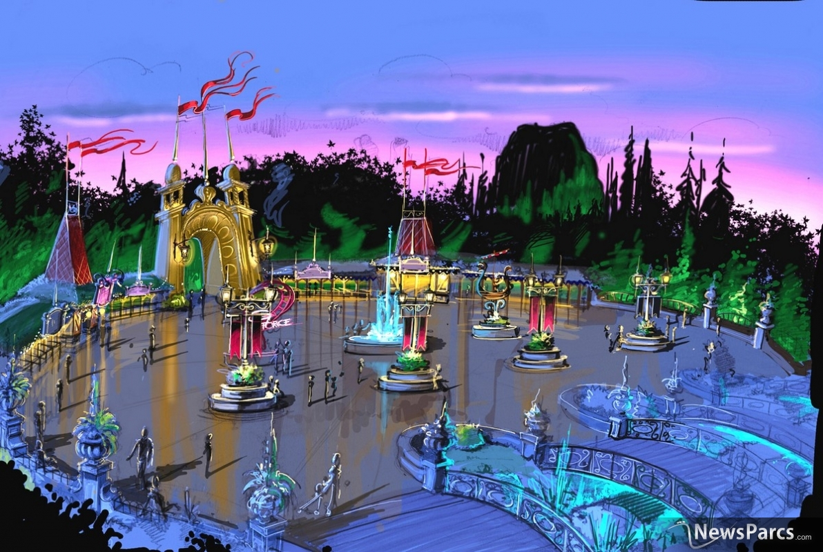 NewsParcs - Plopsa prepares two new themed areas at Holiday Park for ...