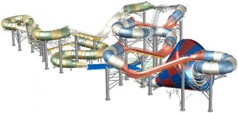 ProSlide Ride Preview: 6-Man HydroMAGNETIC MAMMOTH™  and 6-Man HydroMAGNETIC TORNADO™