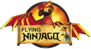 Logo de Flying Ninjago