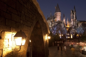 The Wizarding World of Harry Potter ouvrira à Universal Studios Japan fin 2014