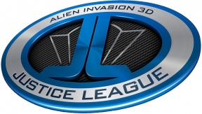 Sally Corporation réalise un dark ride interactif 3D : Justice League: Aliens Invasion 3D