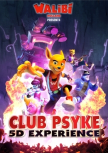 Club Psyke: 5D Experience