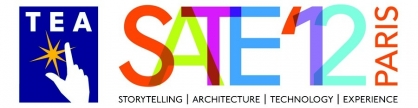 The annual Experience Design conference SATE will be held 19-21 september at Disneyland Paris