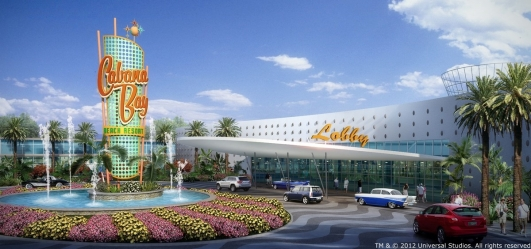Universal Orlando Resort to open a new on-site hotel of 1