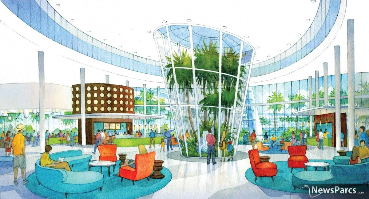 Universal Orlando Resort To Open A New On Site Hotel Of 1