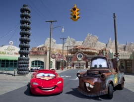 Cars Land (Disney California Adventure, Disneyland Resort)
