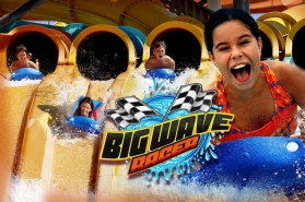 Big Wave Racer (Six Flags Great Adventure)