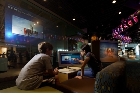 Electrosonic provides AV systems for the North Carolina Museum of Natural Sciences