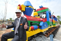 Siegfried Boerst, General Manager of LEGOLAND® Malaysia