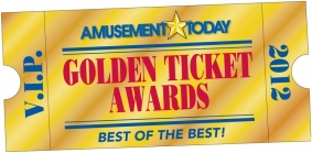 Amusement Today annonce les résultats des Golden Ticket Awards 2012
