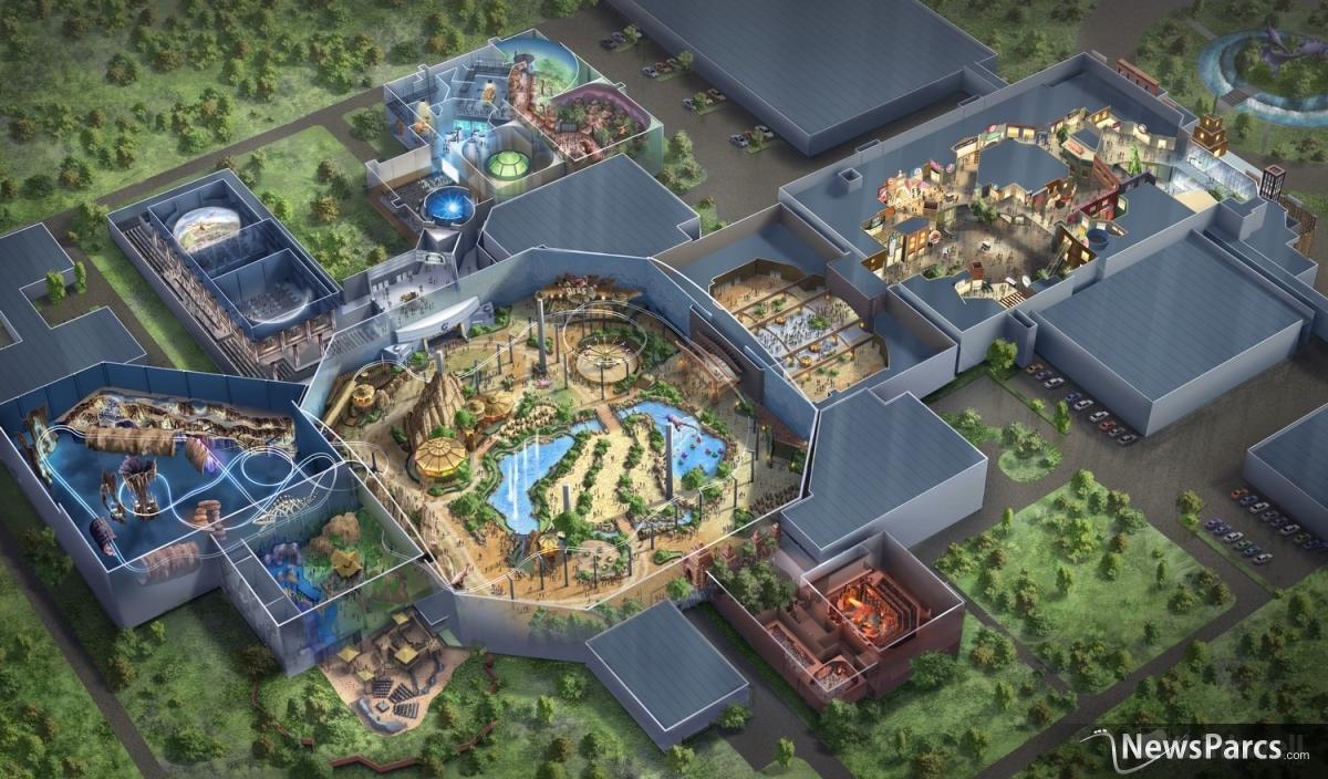 Theme Park Design Companies Uk