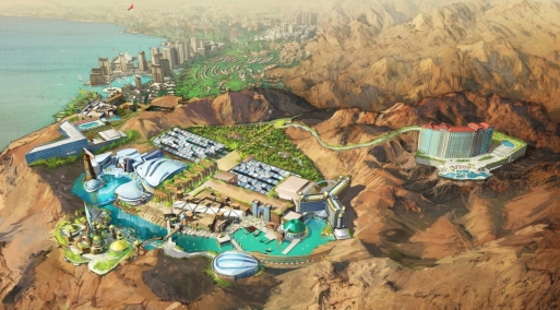 RGH signs agreement for an Interactive Adventure at The Red Sea Astrium in Jordan