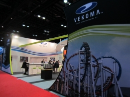 Success in all areas for IAAPA Attractions Expo 2012!