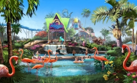 SeaWorld Parks & Entertainment acquires Knott's Soak City San Diego water park from Cedar Fair.