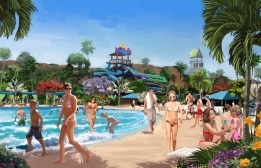 The park will undergo extensive renovations in the coming months before reopening next spring under a new name: Aquatica San Diego.