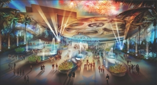 The first phase of the project includes the opening of Dubai Adventure Studios