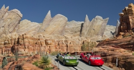 Radiator Springs Racers - Cars Land (Disney California Adventure)