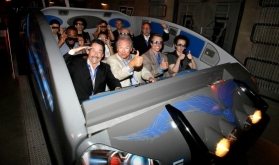 TRANSFORMERS: The Ride - 3D (Universal Studios Hollywood)