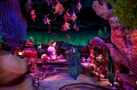 Under The Sea: Journey of the Little Mermaid (Magic Kingdom)