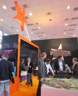 Jora Vision unveiled Jora Entertainment during the Euro Attractions Show 2012 in Berlin