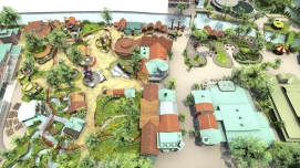For the upcoming operating seasons, the Group announced that it will spend about SEK 400 million, firstly for the opening of a new family themed area 'Kaninlandet' in 2013.