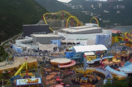 Premier Rides signs its largest service contract with Ocean Park Hong Kong.