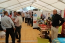 About fifty companies participed in SNELAC's own trade show: the workshop.