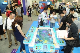 More than 285 exhibiting companies from 34 countries made ​​the trip to form the largest show floor in AAE's history.