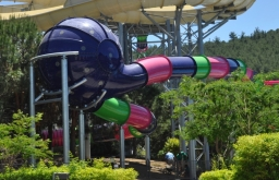 Polin has completed installation of its first Sphere water slide at Aqua Fantasy Waterpark in Turkey
