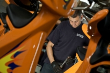 Zamperla now offers its customers maintenance training among its range of after-sales service.