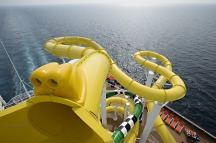 Polin completed an installation for the American cruise line company Carnival Cruises.