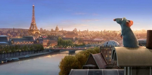 Disneyland Paris will open a new dark ride based on Ratatouille in 2014 at the Walt Disney Studios.