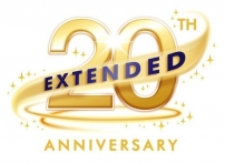The 20th Anniversary celebrations are extended until September 30.