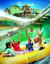 WhiteWater's world's firsts set to debut soon at Atlantis The Palm in Dubai.