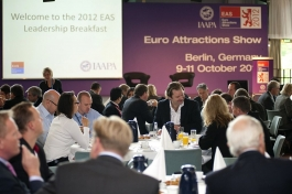 The Education sub-committee of IAAPA Europe  has chosen to put on the agenda 9 topics to be discussed by leading professionals around the trends and latest developments in the attractions industry.