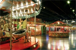 IAAPA Europe  will host a welcome reception in the beautiful Musée des Arts Forains.