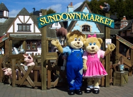 Gateway Ticketing Systems has announced the installation of a new ticketing system at Sundown Adventureland, UK.