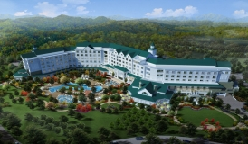 Dollywood's DreamMore Resort is scheduled to open in 2015 as part of the company's 30th anniversary celebrations.