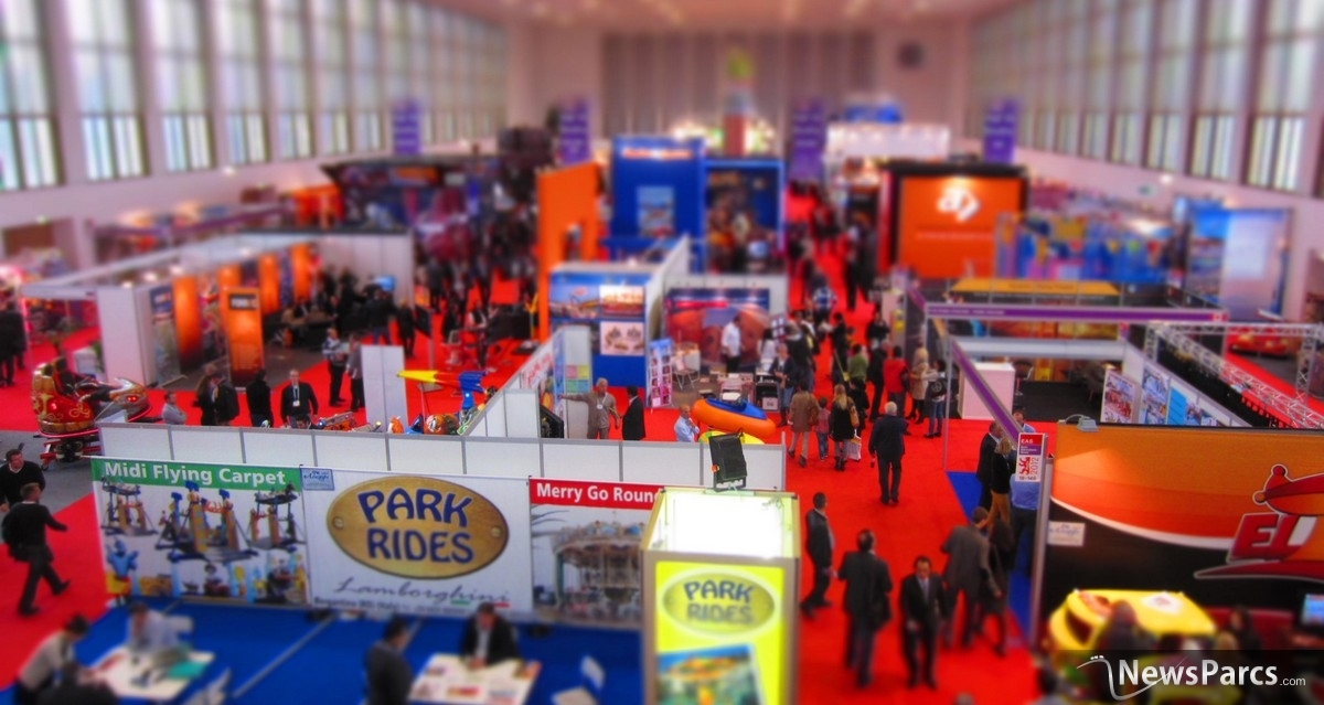 Newsparcs Euro Attractions Show 2013 Kicks Off This Week