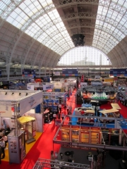 More than 100 categories of products and services will be showcased on the show floor. Photo: EAS 2011 London