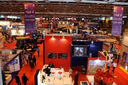 EAS 2013 record attendance had a positive impact on many exhibitors.